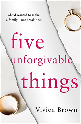 Five Unforgivable Things cover