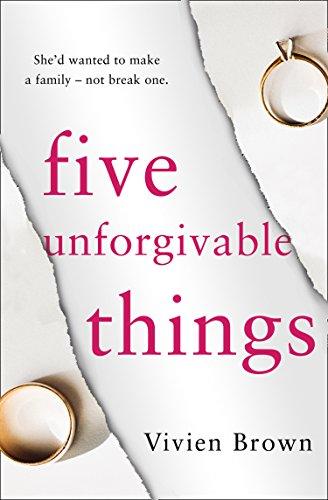 Five Unforgivable Things cover