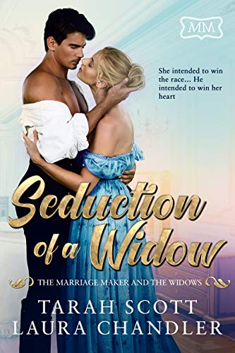 Seduction of a Widow cover