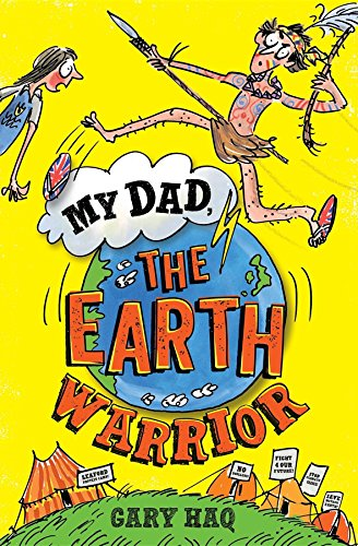 Earth Warrior cover