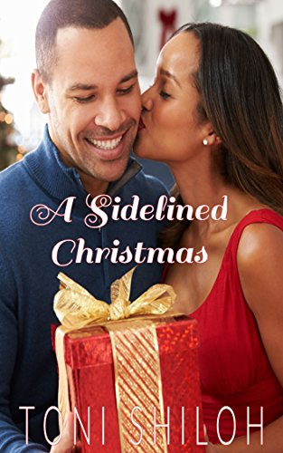 A Sidelined Christmas cover