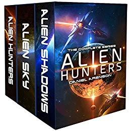 Alien Hunters cover