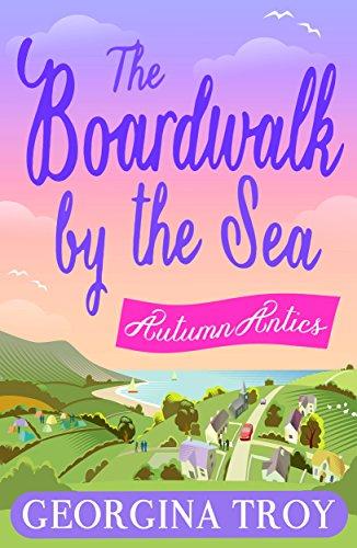 Boadwalk by the Sea cover