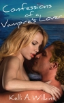 Confessions of a Vampire's Lover cover