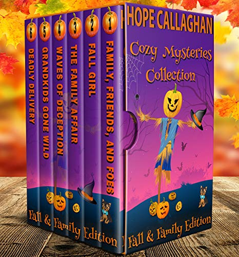Cozy Mystery Collection cover
