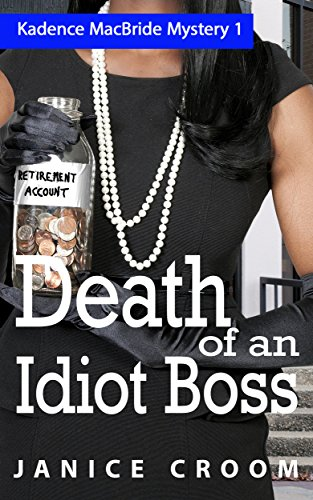 Death of an Idiot Boss cover
