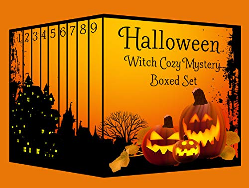 Witch Cozy Mystery cover