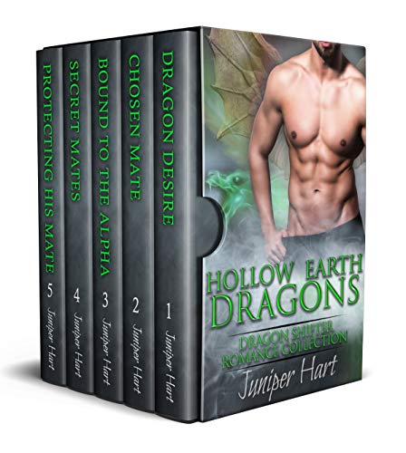 Hollow Earth Dragons cover