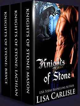 Knights of Stone Boxed Set 1 cover