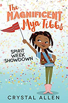 Mya Tibbs cover