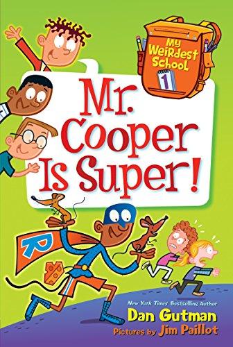 Mr Cooper is Sper cover