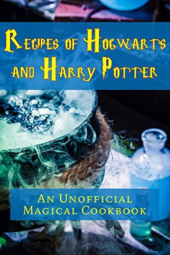 Recipes of Hogwarts cover
