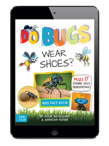 Do Bugs Wear Shoes 3D