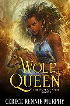 Wolf Queen cover