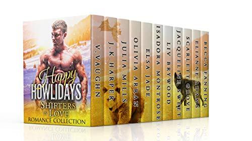 Happy Howlidays cover