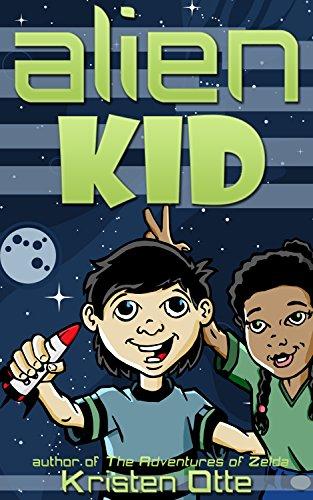 Alien Kid cover