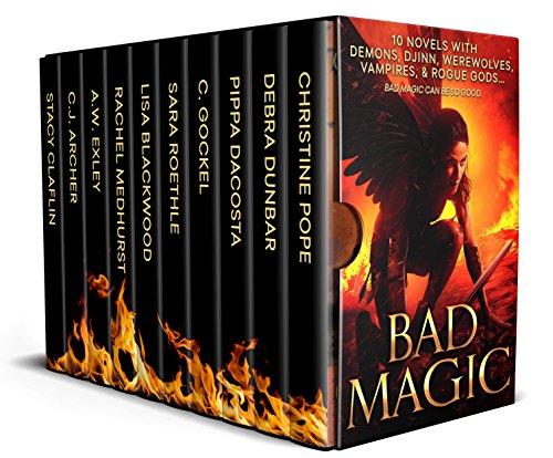 Bad Magic cover