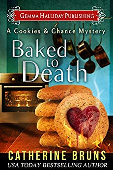 Baked to Death cover