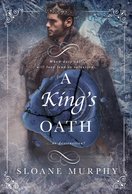 A King's Oath cover