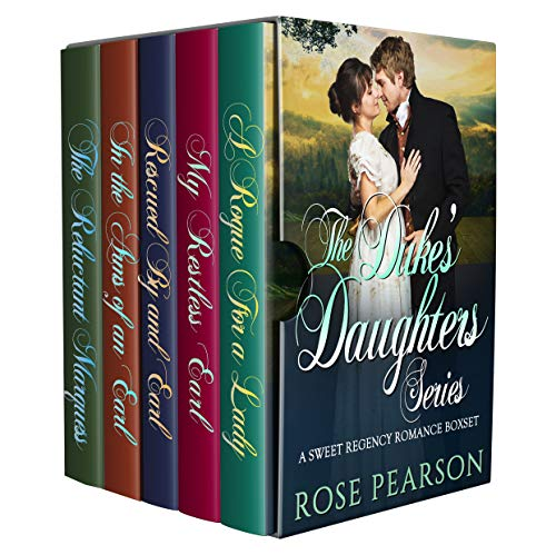 The Duke's Daughters Boxset cover