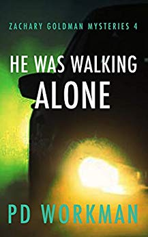 He Was Waking Alone cover