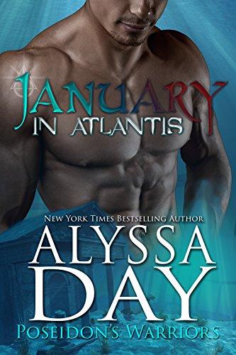 January in Atlantis cover