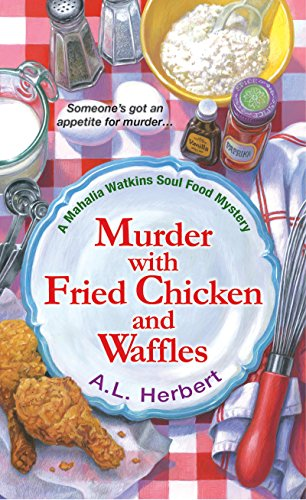 Murder with Fried Chicken cover