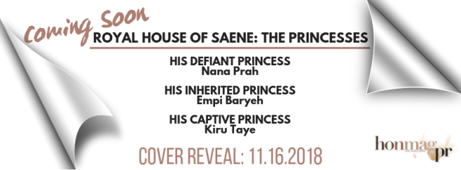 Royal House Reveal banner
