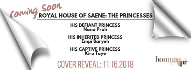Royal House Reveal banner
