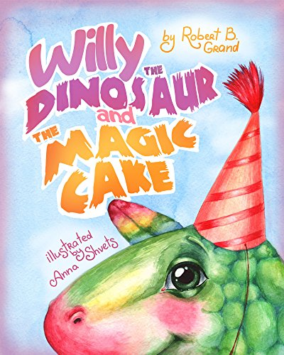 Willy the Dinosaur cover