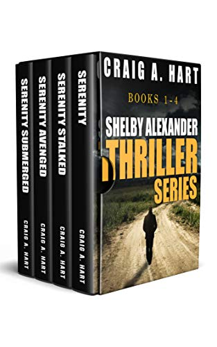 Shelby Alexander 1-4 cover