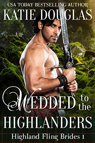 Wedded to the Highlanders cover
