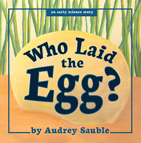 Who Laid the Egg cover