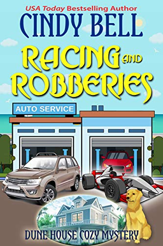 Racing and Robberies cover