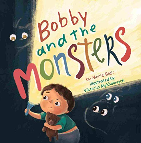Bobby and the Monsters cover