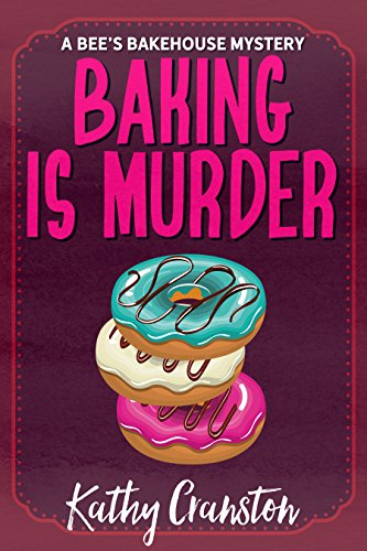 Baking is Murder cover