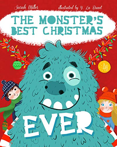 Monster's Best Christmas cover