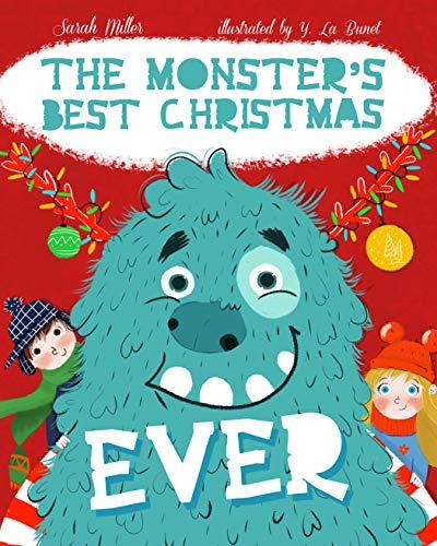 Monster's Best Christmas cover