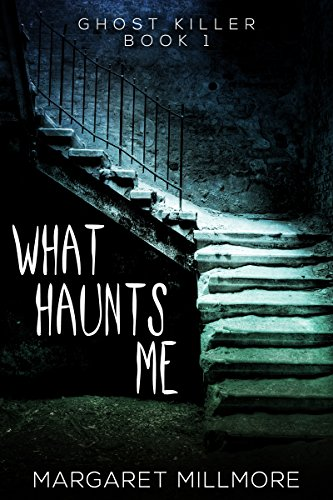 What Haunts Me cover