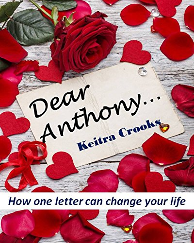 Dear Anthony cover