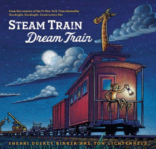 Steam Train cover