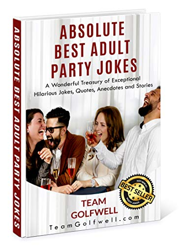 Adult Party Jokes covers