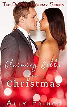 Claiming Bella cover