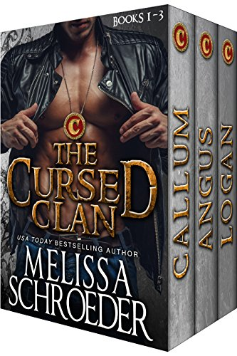 The Cursed Clan 1-3 cover
