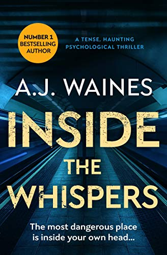 Inside the Whispers cover