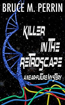 Killer in the Retroscape cover