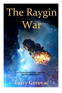 Raygin War cover