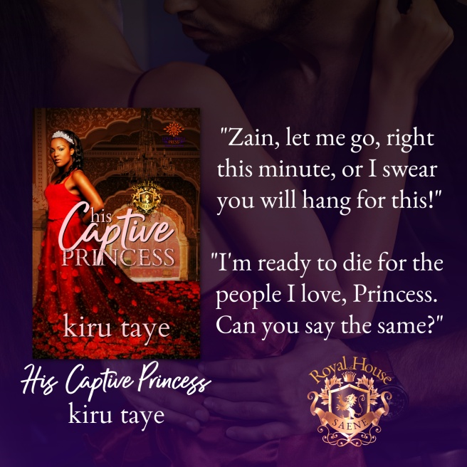 captive princess promo