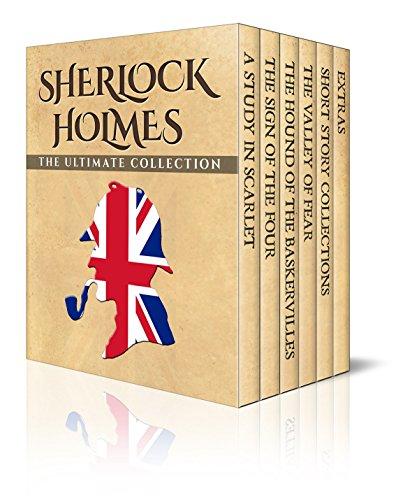 Sherlock Holmes Ultimate cover