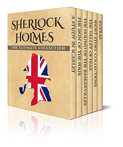 Sherlock Holmes Ultimate cover